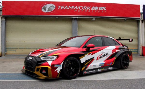24H TCE Series - Teamwork Motorsport enters in the 24H Dubai
