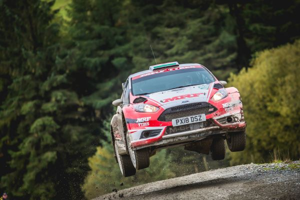 Team MRF Tyres prepares for busy weekend at Rally Australia