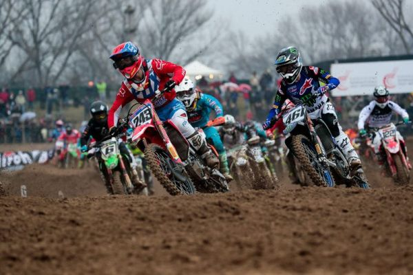 Team HRC's Gajser victory ends Italian Championship with a flourish