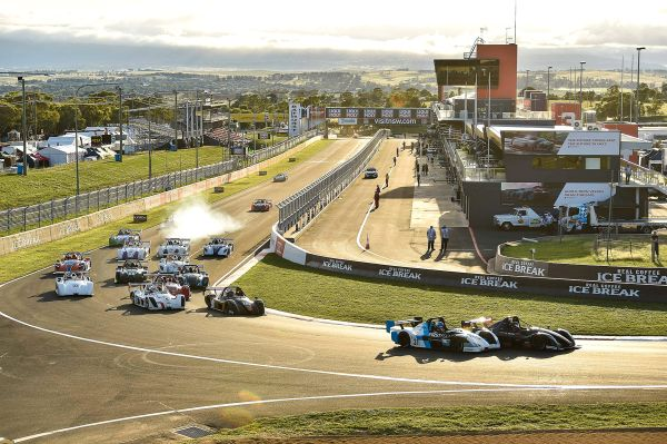 Perini claims Radical pole but the Neilson's claim Bathurst victory