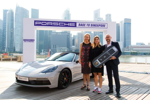 Porsche extends successful partnership with the WTA