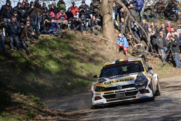 Belgian Rally Championship - Kris Princen unbeatable in the Polo GTI R5