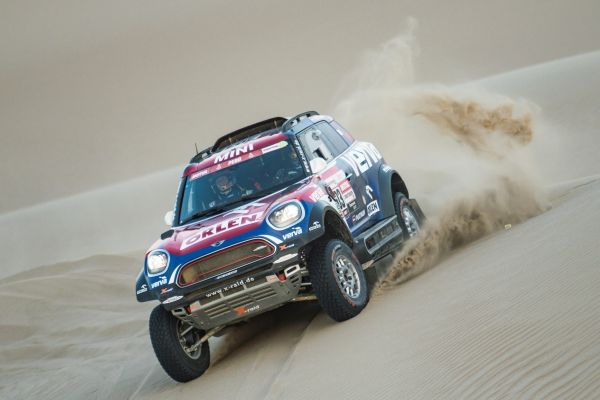 Defending FIA World Cup Champion Przygonski tops quality field for Qatar Cross-Country Rally