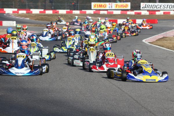 43 countries represented at the 24th Winter Cup in Lonato