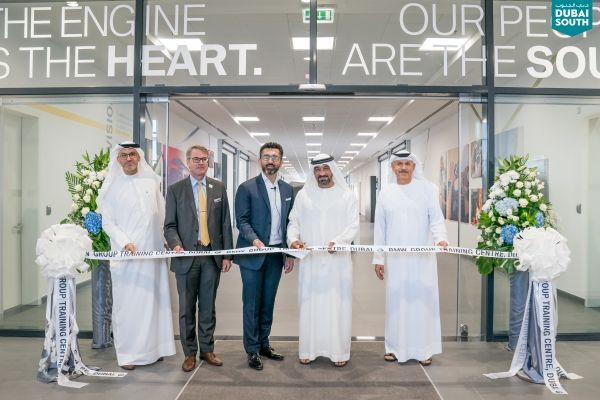 H.H. Sheikh Ahmed bin Saeed Al Maktoum inaugurates BMW Group Middle East's new Training Centre at Dubai South