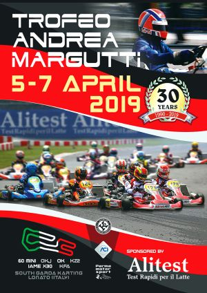 Subscriptions to the 30th Andrea Margutti Trophy accepted from March 1st