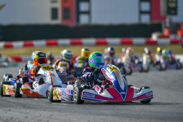 Great performances for Kosmic Kart in the 2nd weekend of WSK Super Master Series