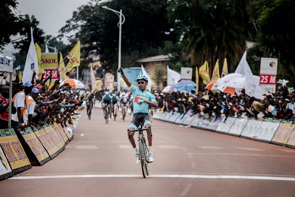 Tour du Rwanda,stage 2: First win of Merhawi Kudus for Astana Pro Team