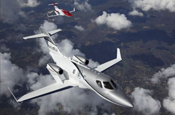 The HondaJet is the Most Delivered Aircraft in its Class