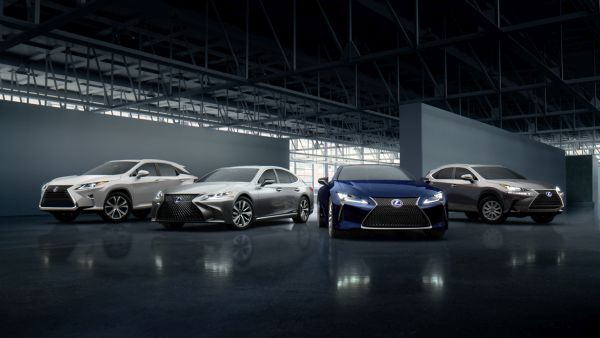 Lexus celebrates its 10 millionth vehicle sold globally