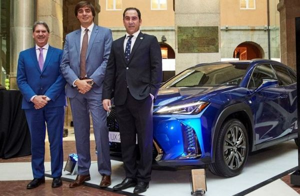 Lexus becomes official partner of the Davis Cup Madrid finals 2019