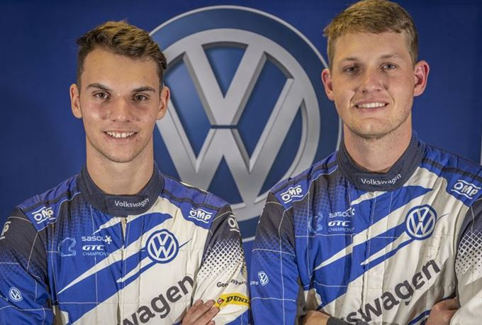 Volkswagen going for gold in the premier GTC series