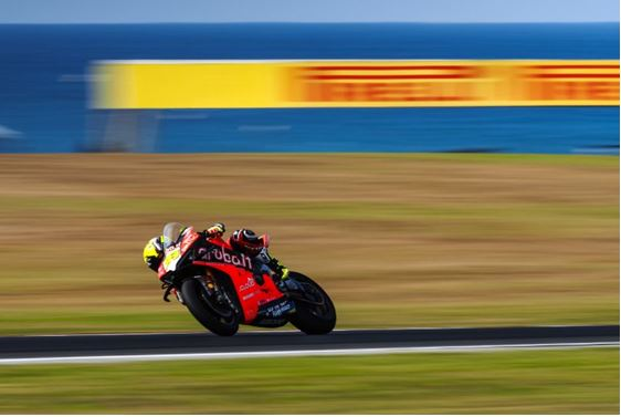 WSBK Testing concludes with Bautista the man to beat in Australia