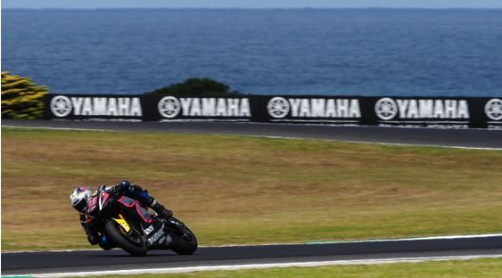 WorldSSP: Krummenacher and Caricasulo lead charge on final day of testing in Australia