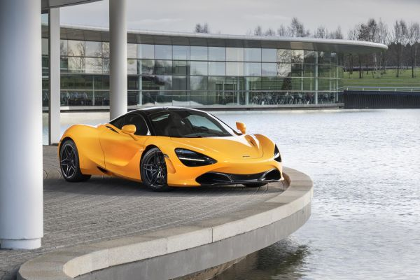 "Bruce McLaren's winning legacy lives on with the ""720S Spa 68"" three car collection by MSO"