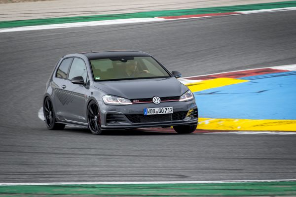 Volkswagen Golf GTI TCR1 launched in Portimao