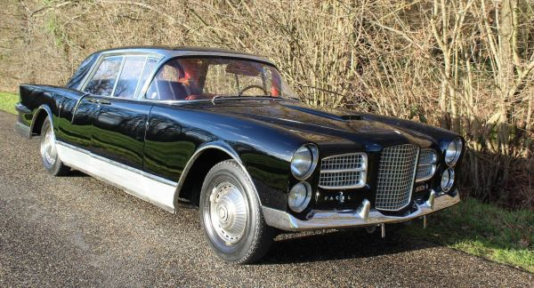 Coys Interclassics Maastricht - Screen and rock legends cars to be auctioned
