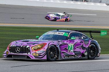 Mercedes AMG 24h Daytona 2019 race review - automobilsport.com