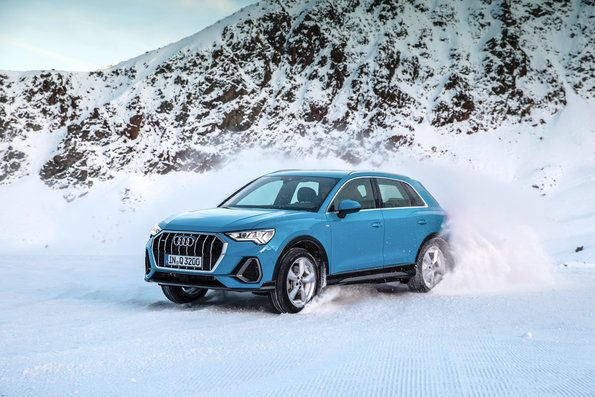 "New Audi Q3 Wins Readers' Choice of ""Best Cars"""
