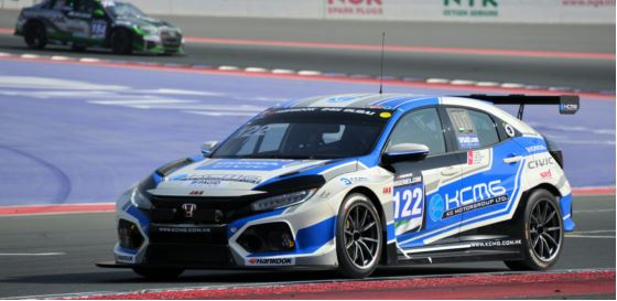 KCMG's Honda driver Andy Yan thanks response after fire in Dubai 24h