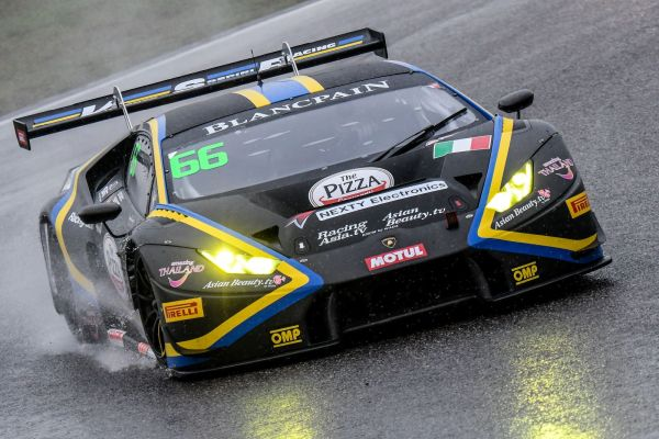 VSR make 2019 return with Lamborghini Huracan GT3 Evo