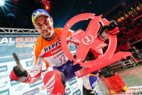Toni Bou debuts in Budapest with a victory as X-Trial championship gets underway