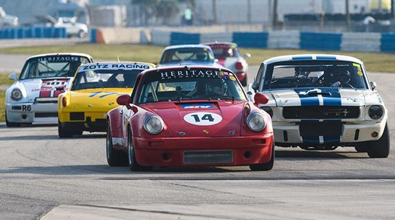 HSR Season Opener at Sebring International Raceway