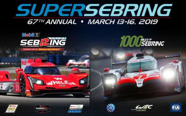 SuperSebring Ticket Discount Ends February 14 and more news