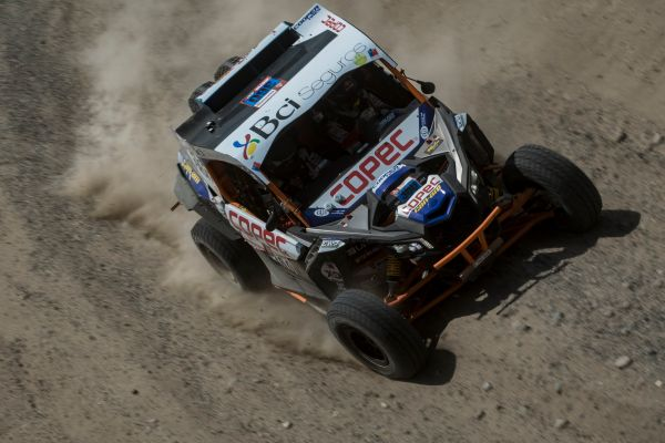 SXS overall result - Chaleco Lopez takes Dakar victory 2019