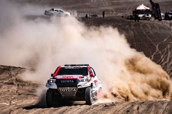 Made in South Africa - Toyota wins Dakar