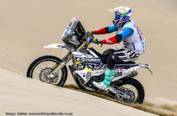 The South Africans in Dakar Rally 2019
