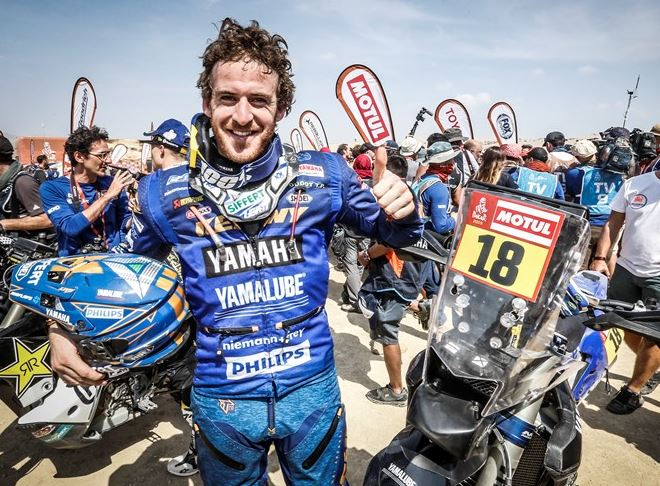 Positive End To Xavier De Soultrait's 2019 Dakar Rally Campaign
