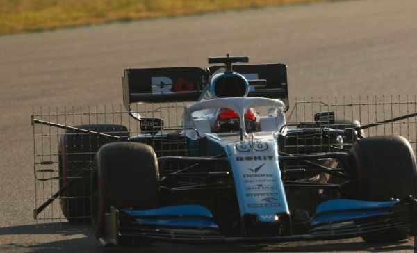 ROKit Williams F1 Barcelona test 2 day 4 review