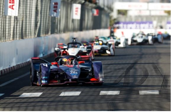 "Double podium ""shows Team's potential"" says Envision Virgin Racing ahead of Santiago e-Prix"