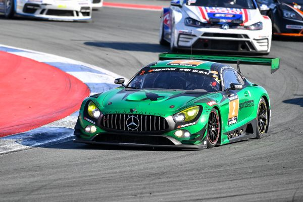 In the Dubai 24-hour race, Mercedes-AMG is aiming at its fifth victory