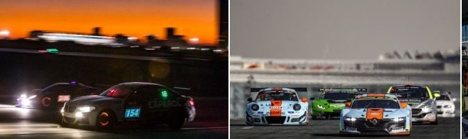 The 2019 CREVENTIC SERIES powered by Hankook get underway with the Hankook 24H DUBAI