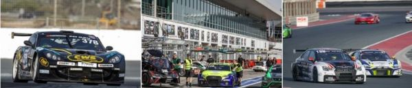 Steven Wells puts CWS Engineering Ginetta G55 on TCE pole in Dubai