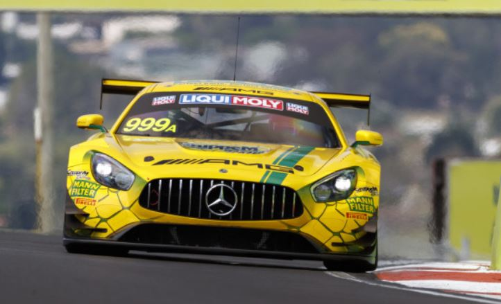 Marciello and Mercedes-AMG claim pole for Bathurst 12 Hour - Shootout result
