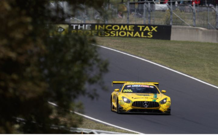 Bathurst 12 Hour 2019 -Marciello and Mercedes-AMG on pole