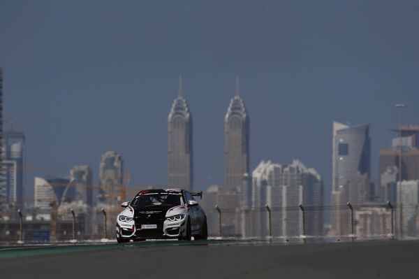 Large BMW contingent at the 24 Hours of Dubai