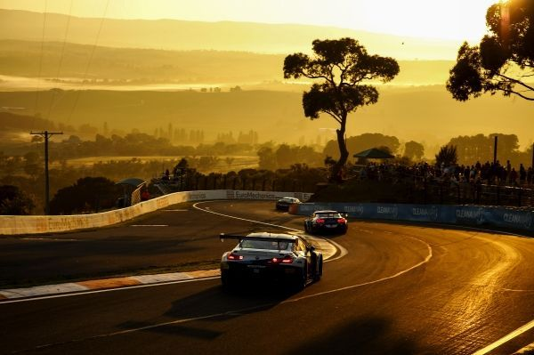 BMW Team Schnitzer finishes fifth in emotional Bathurst 12 Hour in memory of Charly Lamm.