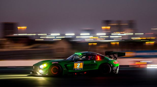 BLACK FALCON enters two AMG GT3 to defend title at 24h Dubai