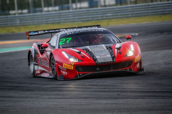 HubAuto Corsa confirm Blancpain GT World Challenge Asia entry with Ferrari