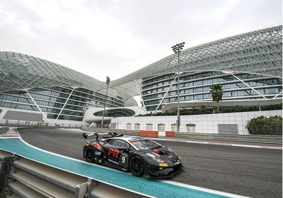 Lamborghini Super Trofeo, Middle East Series title triumph for Target