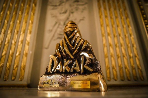 CARS Dakar 2019 -final overall standings