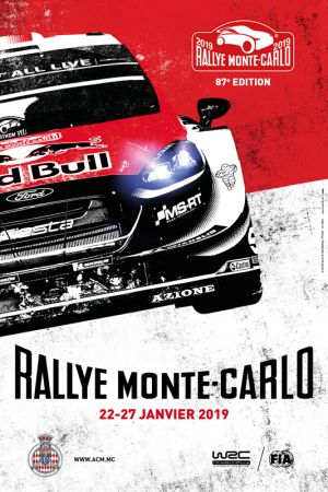 Rallye Monte-Carlo Entry List 2019