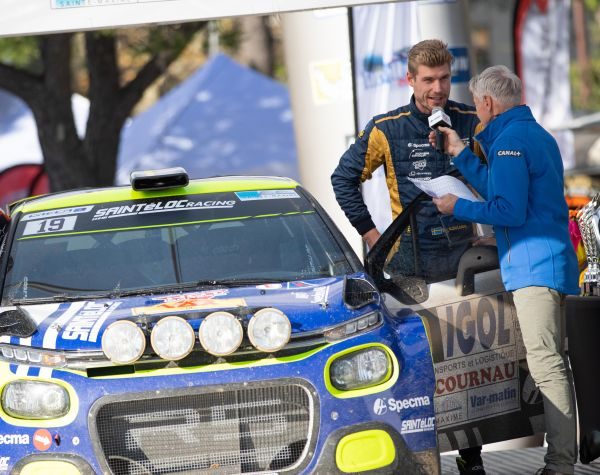 Adielsson to double up with ERC Junior campaign