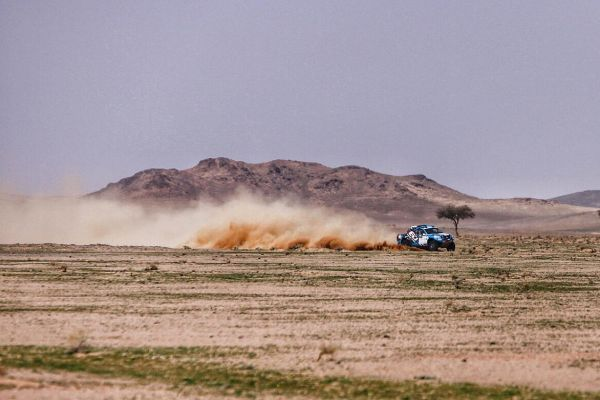 Ha'il Nissan Rally overall standings after final stage