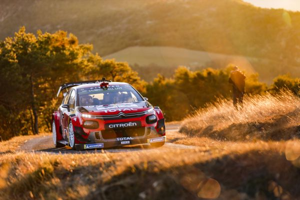 Citroen quotes ahead of Rallye Monte-Carlo