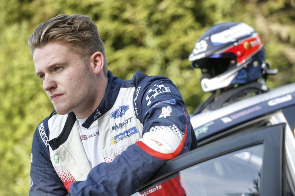 Greensmith geared up for Monte